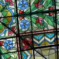 vitraux d el'atrium